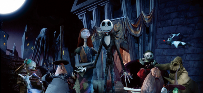 Movie – The Nightmare Before Christmas –1993 电影–圣诞夜惊魂–1993年