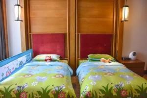 房型:双床房