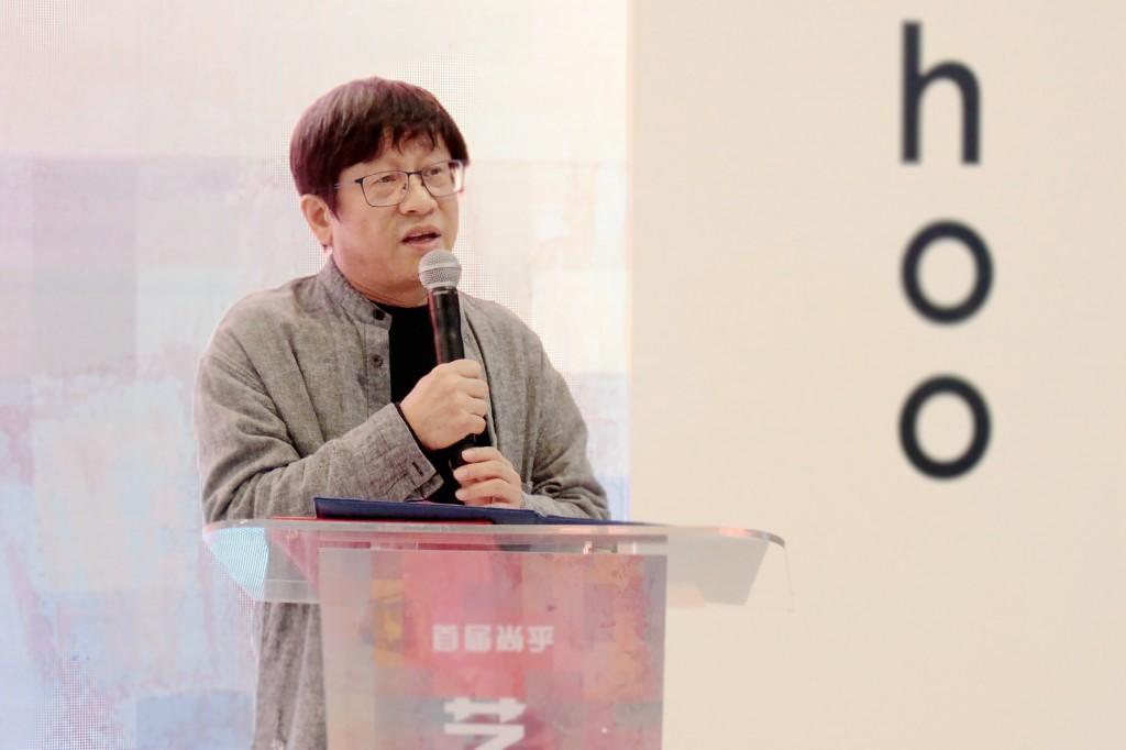艺术总监胡伟达