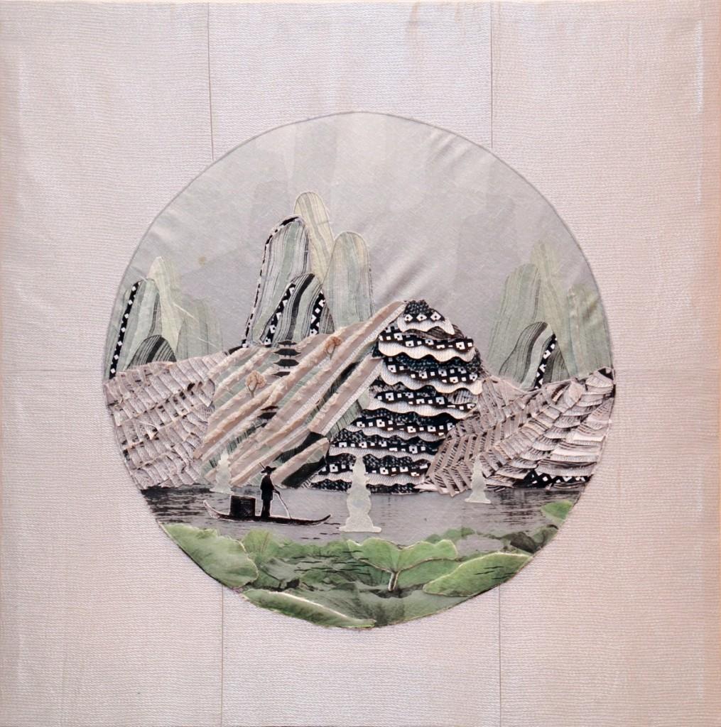 宁波和杭州主题艺术品