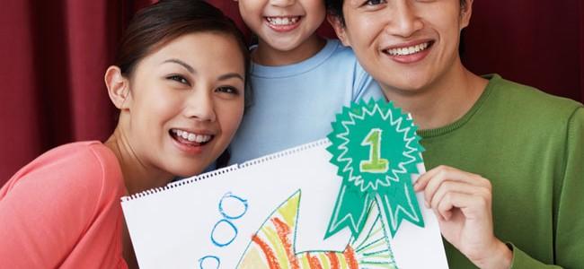 Parental Attitude Towards Family Education父母对家庭教育持有的态度