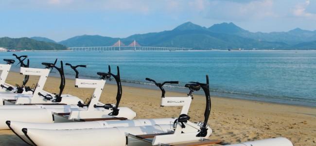 邂逅南中国海,探索惠州艾美